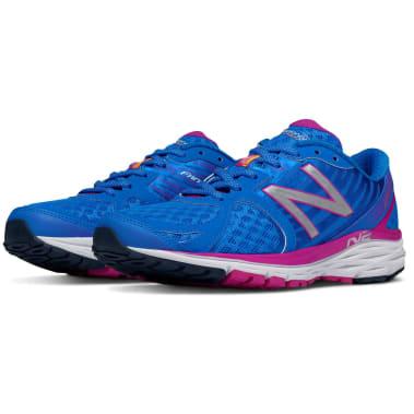 New Balance Women's 1260 US 8/EU 39, Blue/Pink