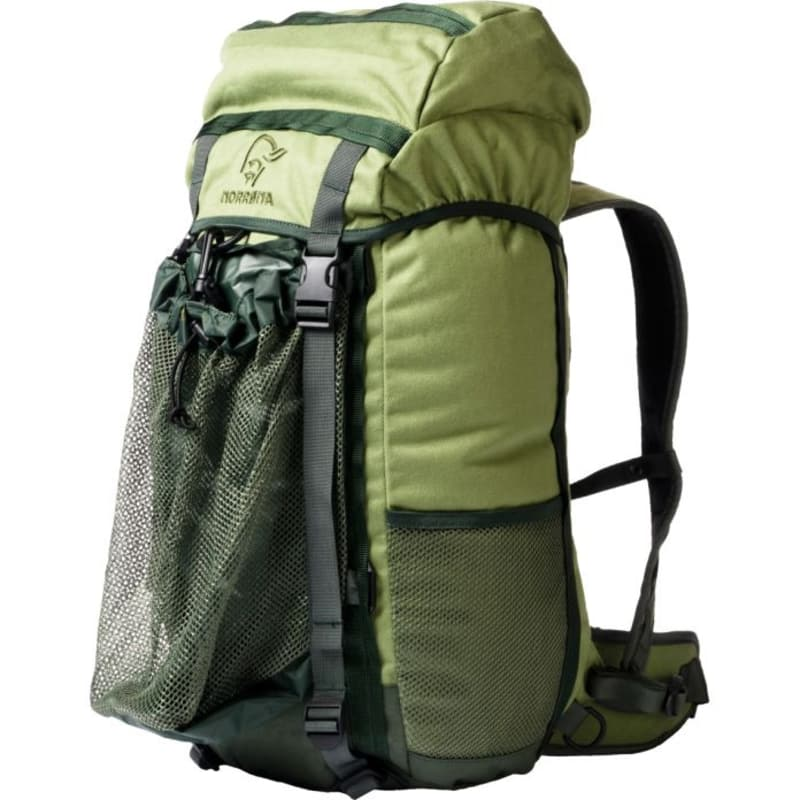 Hjerkinn Pack 40L OneSize, Green