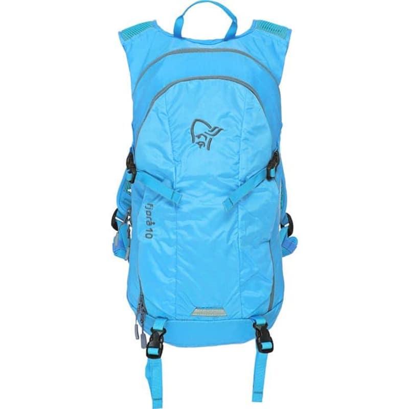 Fjørå Pack 10L OneSize, Caribbean Blue