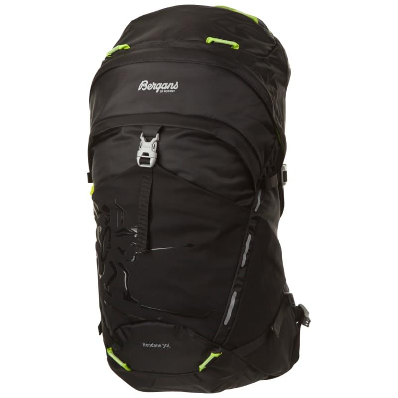 Rondane 30L 30, Black/Neongreen