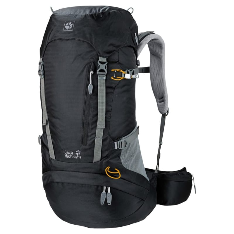 Acs Hike 38 Pack OneSize, Black