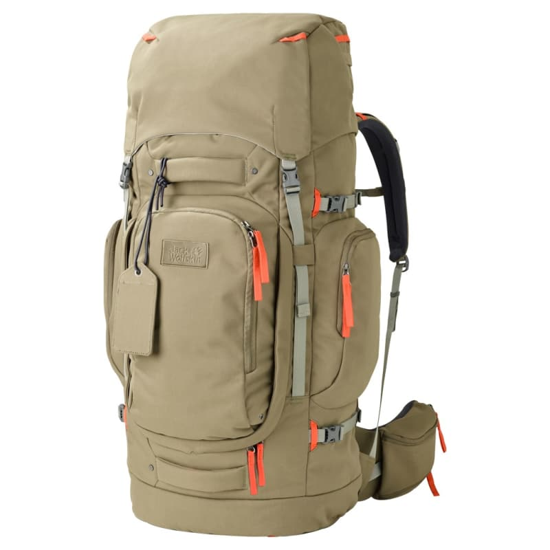 Freeman 65 Pack OneSize, Burnt Olive
