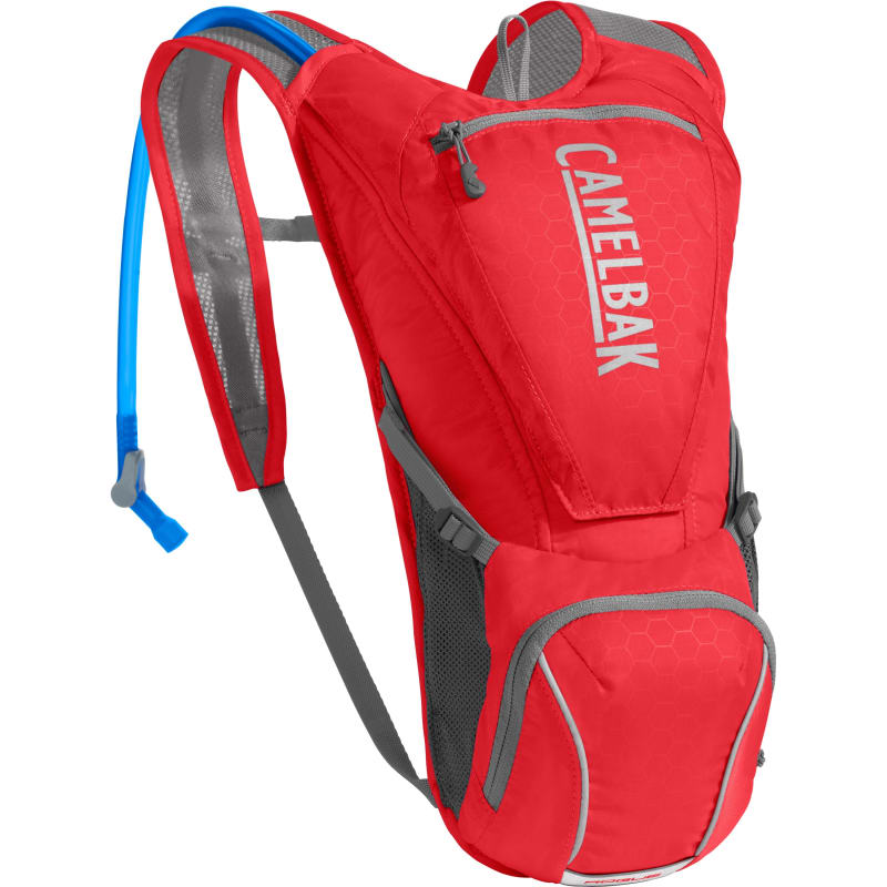 Rogue 2,5L OneSize, Racing Red/Silver