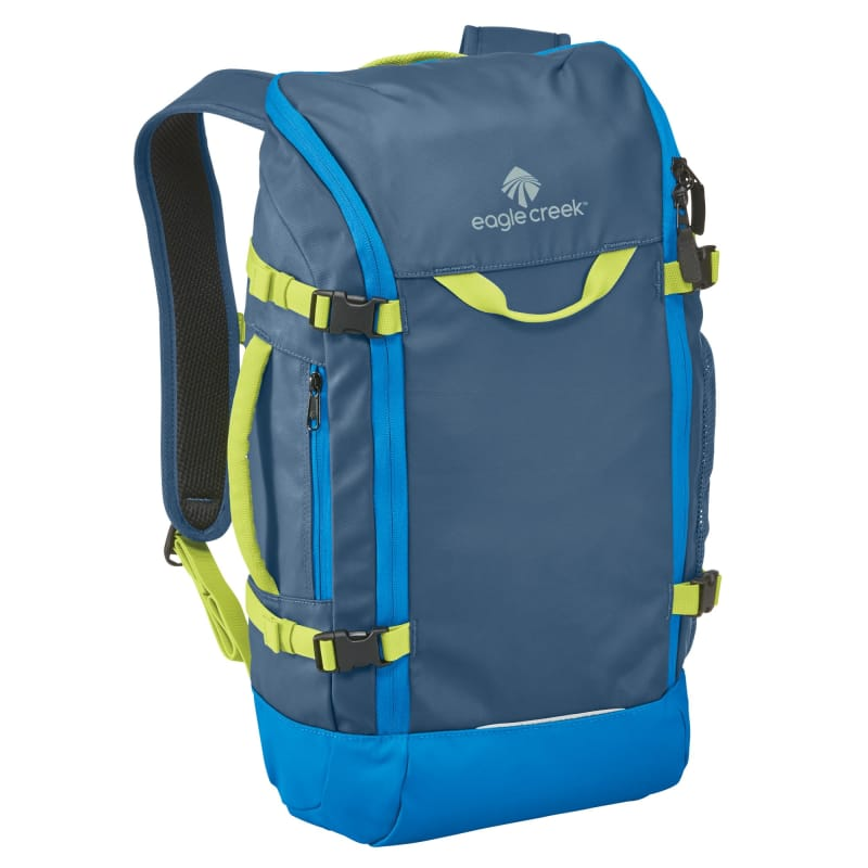 No Matter What Top Load Backpack OneSize, Slate Blue
