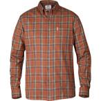 Fjallraven ovik flannel shirt ls