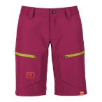 Ortovox vintage cargo shorts w mi dark very berry
