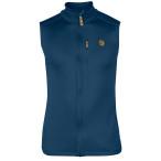 Fjallraven keb fleece vest uncle blue