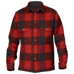 Fjallraven canada shirt red
