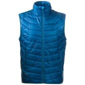 Bergans valdres lt ins vest deep sea light seablue