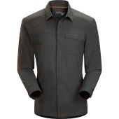 Arc teryx skyline ls shirt men s graphite