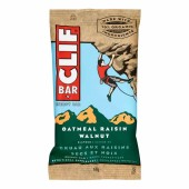Clif bar clif bar oatmeal raisin walnut