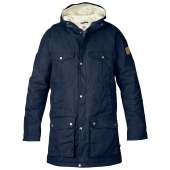 Fjallraven greenland winter parka dark navy