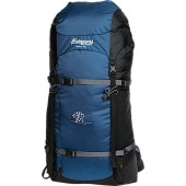 Bergans helium 55l lady blue black