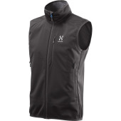 Haglofs mistral vest men s true black