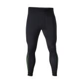 Urberg men s compression long tights black