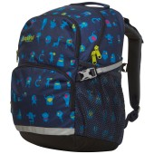 Bergans 2go 24l midnight blue monster