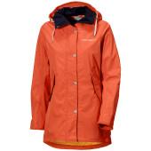 Didriksons olivia women s jacket nectarine
