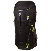 Bergans rondane 38l black neongreen