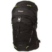 Bergans rondane 30l black neongreen