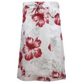 Skhoop summer long skirt red