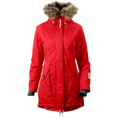 Didriksons angelina women s parka red