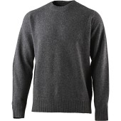 Lundhags horten rn sweater charcoal