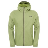 The north face men s quest jacket grip green