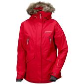 Didriksons ronja women s jacket red