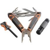 Gerber bear grylls survival tool pack grey orange