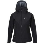 Peak performance women s stark jacket black