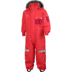 Didriksons sutton coverall poppy