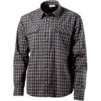 Lundhags cobo l s shirt eclipse blue