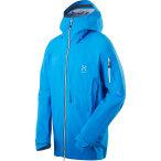 Haglofs vojd jacket gale blue
