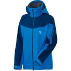 Haglofs couloir iv jacket gale blue hurricane