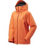 Haglofs skra ii q insulated jacket firecracker