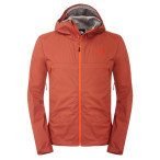 The north face m pursuit jacket rosewood red