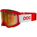 Poc iris stripes zirconium red