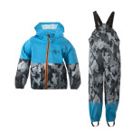 Urberg kid s camo rainset blue