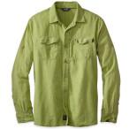 Outdoor research harrelson l s shirt men s palm