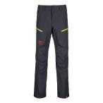 Ortovox vintage cargo pants m mi black steel