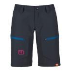 Ortovox vintage cargo shorts w mi black steel