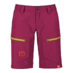 Ortovox vintage cargo shorts w mi dark very berry