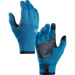 Arc teryx rivet glove adriatic blue