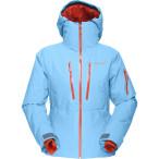 Norrona lofoten gore tex primaloft jacket women s ice blue