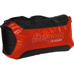 Bergans compass bag 130l red black