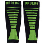 Urberg compression calf support black