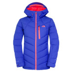 The north face women s point it down jacket tech blue