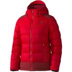 Marmot women s sling shot jacket cherry tomato dark crimson