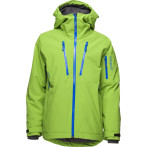 Norrona lofoten gore tex primaloft jacket jr bamboo green