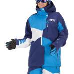Picture organic clothing award jacket dark blue